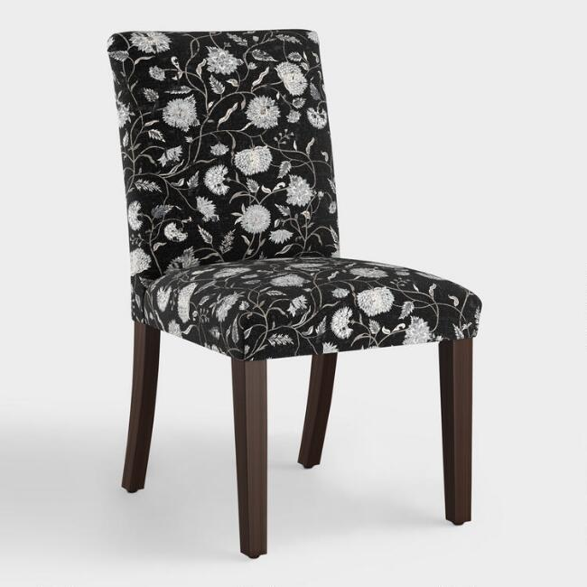 Black Dahlia Kerri Upholstered Dining Chair