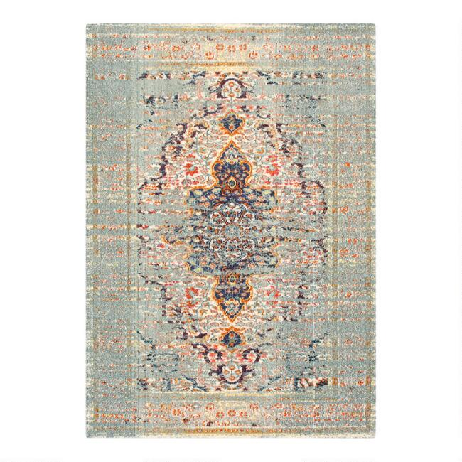Gray Dorsa Area Rug World Market