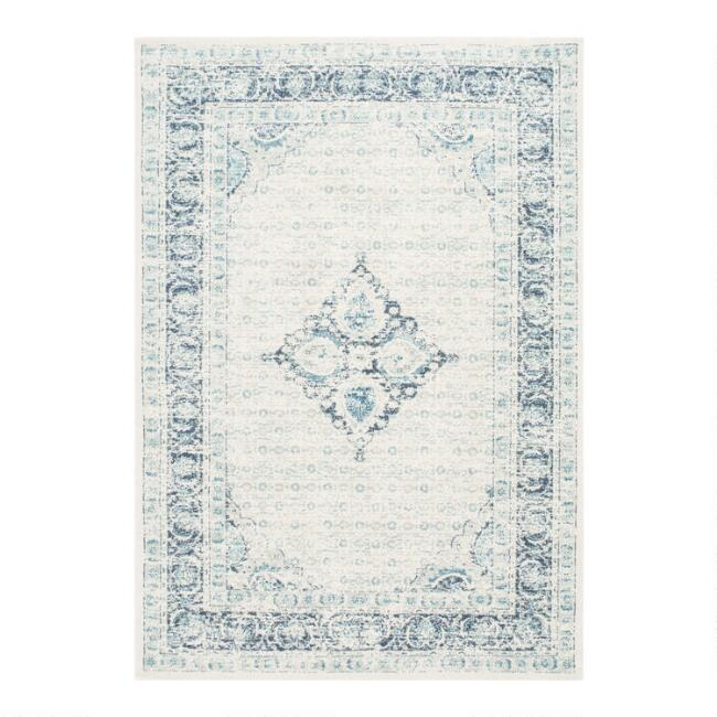 Blue Henley Area Rug World Market