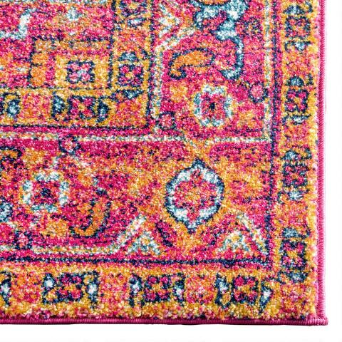 Pink Alessia Area Rug World Market