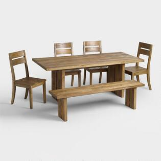 Unique Rustic Dining Room Furniture Sets | World Market