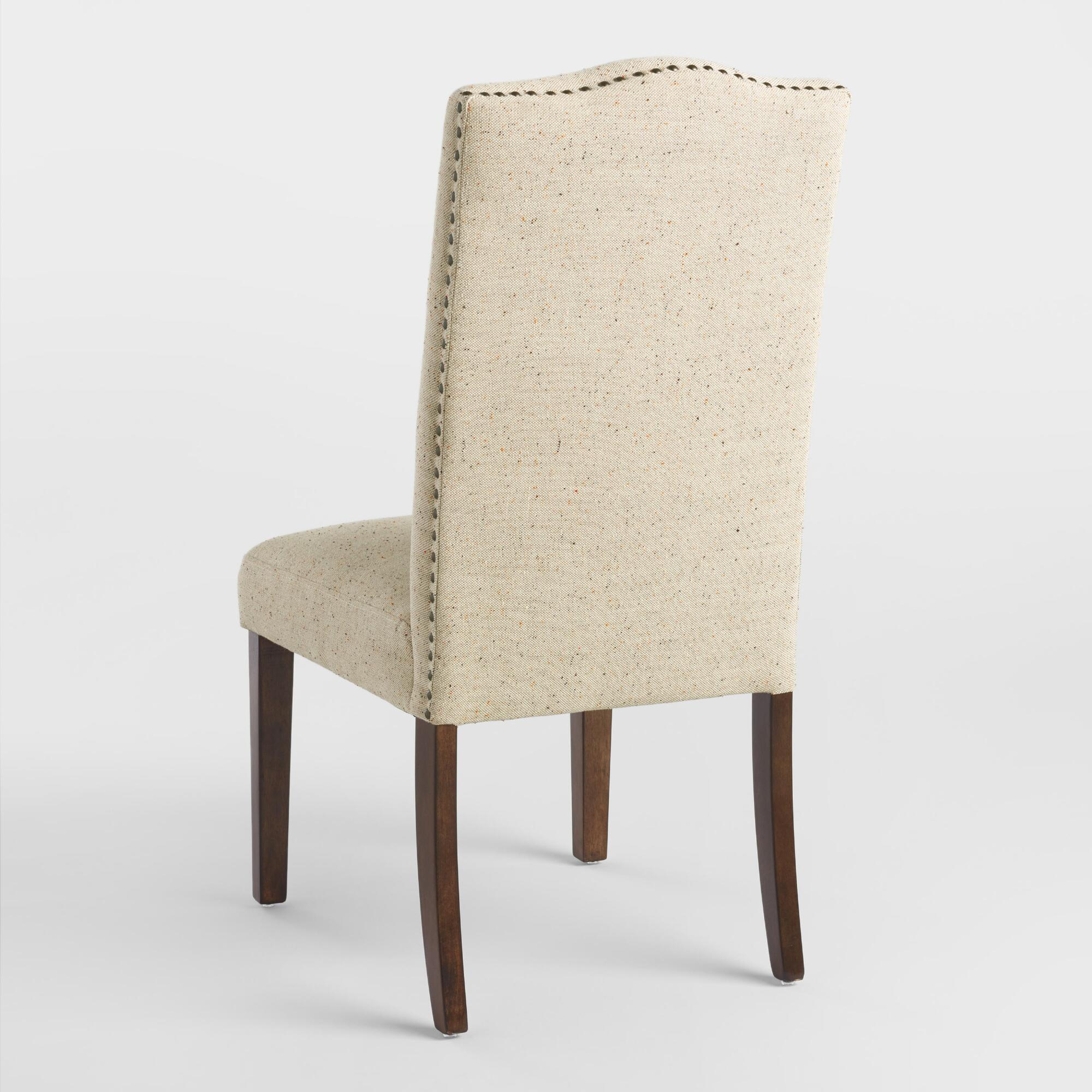 Narrow Armchair Dining Room Chairs Upholstered Sets World Market