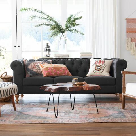 Prime Quentin Chesterfield Sofa Caraccident5 Cool Chair Designs And Ideas Caraccident5Info
