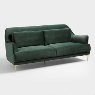 Forest Green Samara Sofa