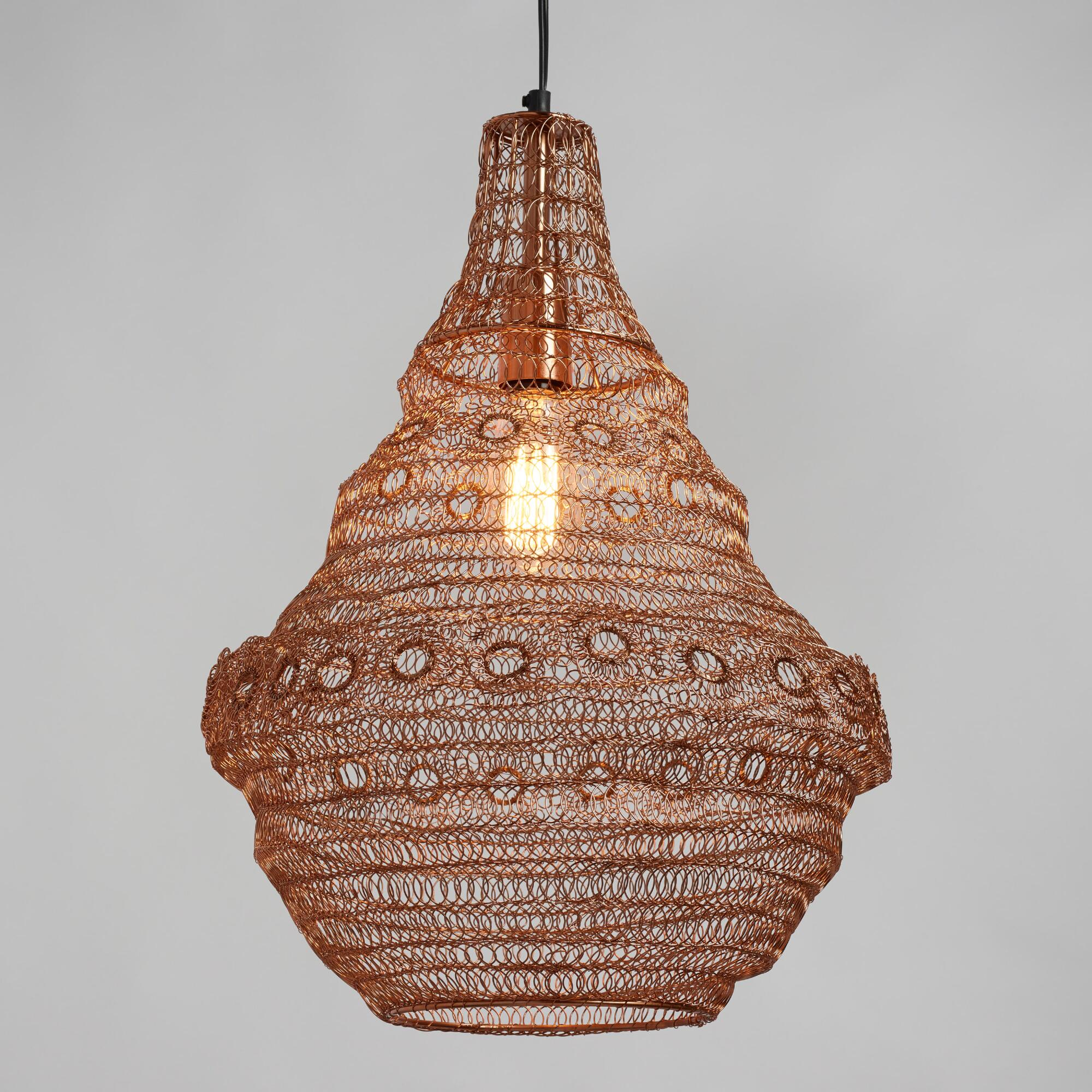 Pendant Lighting, Light Fixtures & Chandeliers | World Market