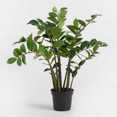 Medium Faux Zamioculcas Plant