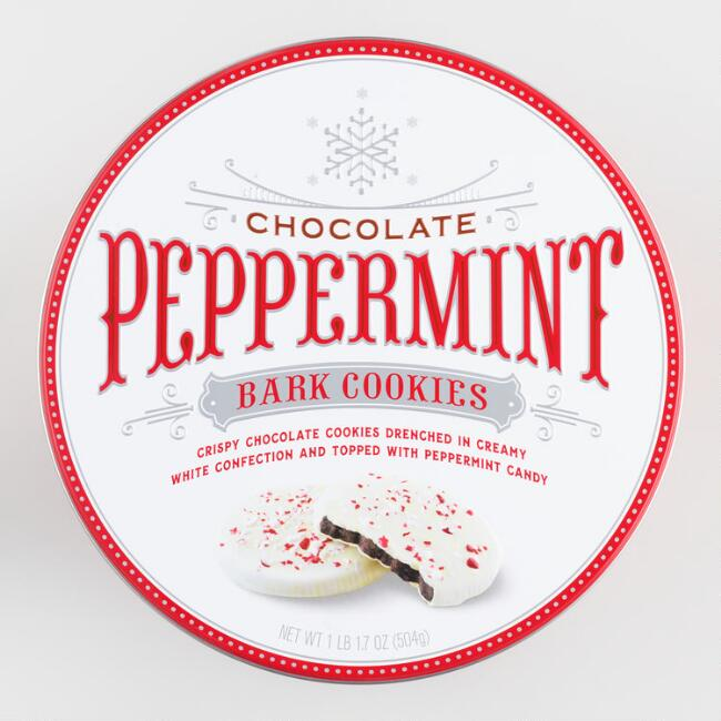 World Market® White Chocolate Peppermint Bark Cookies