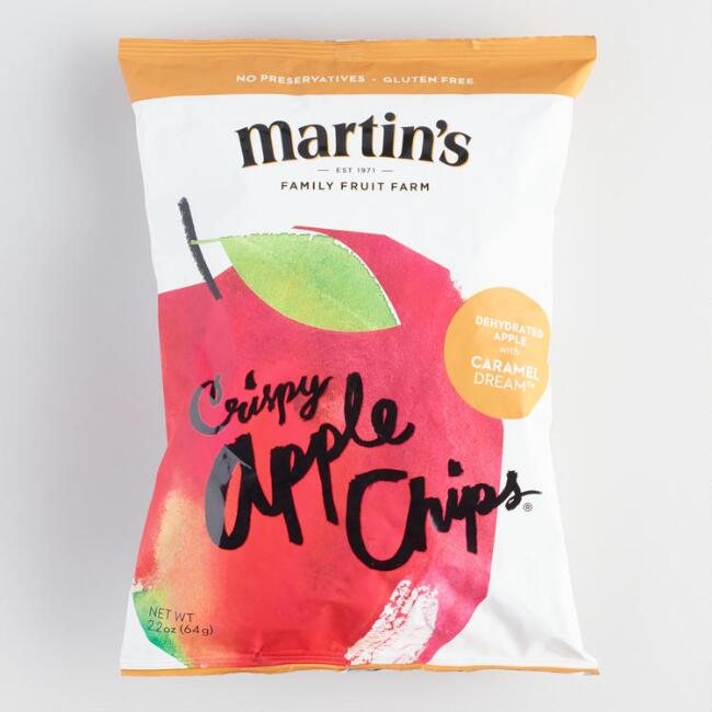 Martin's Caramel Dream Apple Chips
