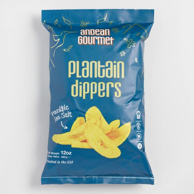 Andean Sweet Plantain Dipper Chips