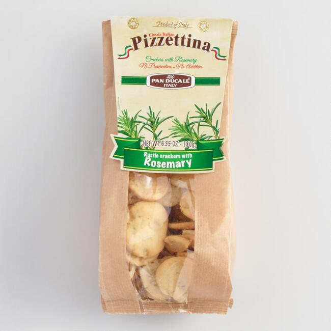 Pizzettine Rosemary Pizza Crackers