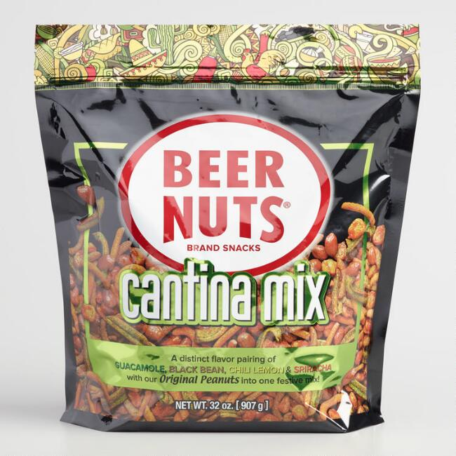 Beer Nuts Cantina Snack Mix