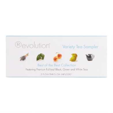 Revolution Tea Best of the Best Collection