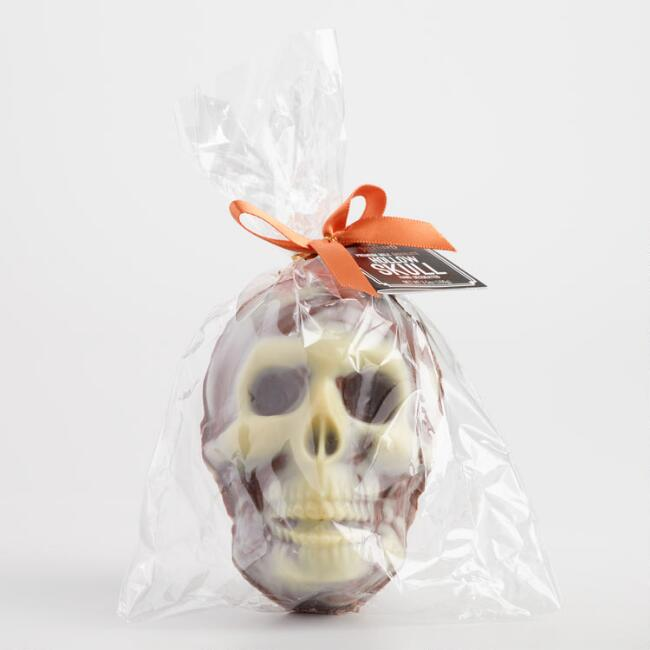 Splendid Chocolate Skull