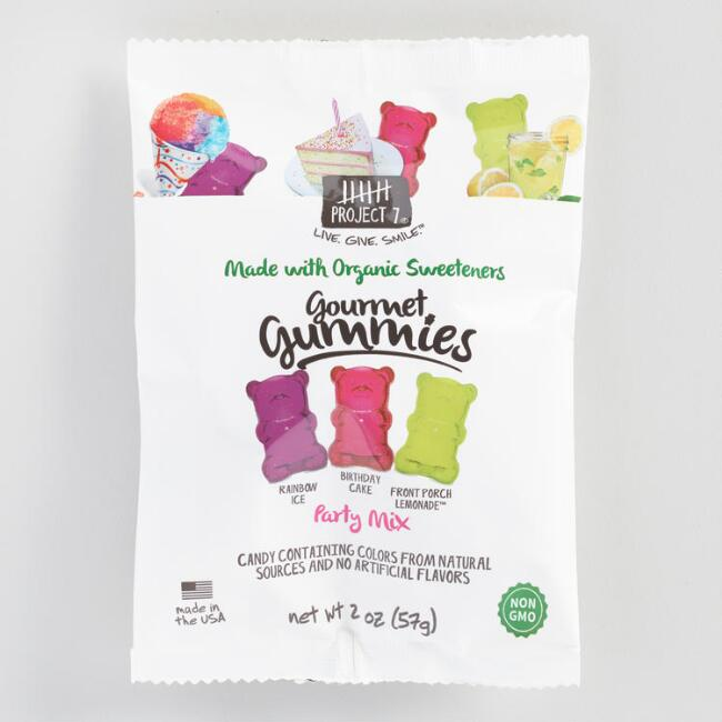 Project 7 Party Mix Gummies