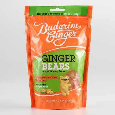 Buderim Ginger Bears