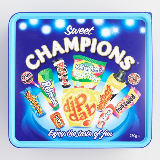 Candyland Sweet Champions Tub