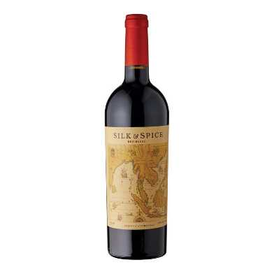 Silk and Spice Red Blend