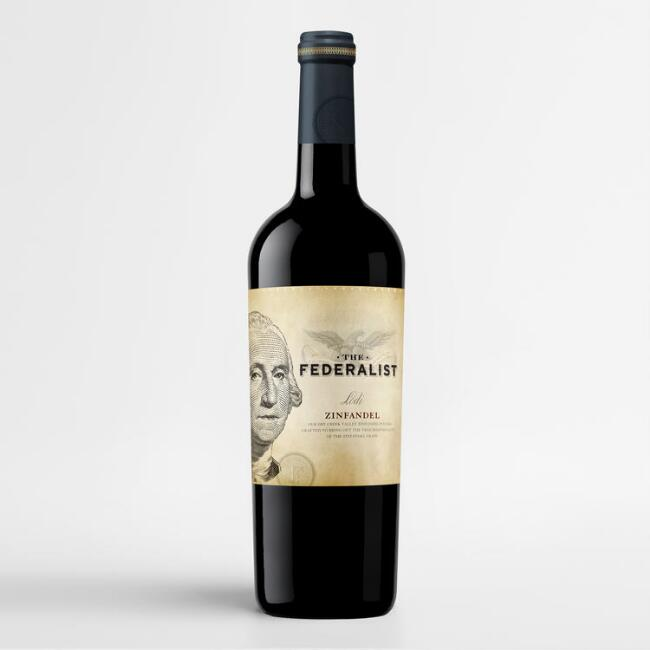 The Federalist Zinfandel