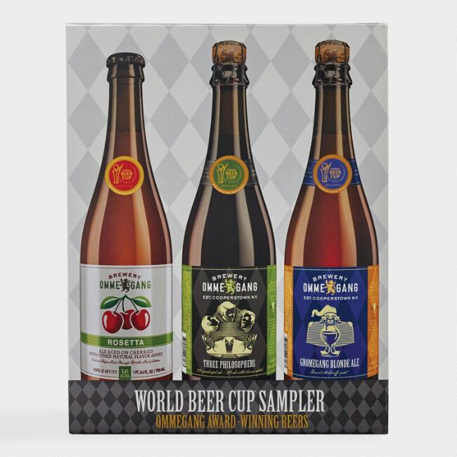 Ommegang World Cup Gift Set 3 Pack