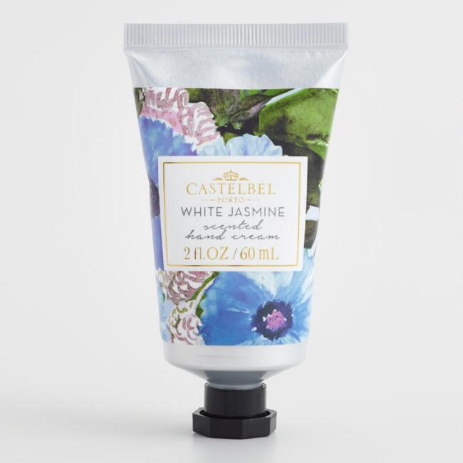 Castelbel Matisse Floral White Jasmine Hand Cream Set of 2