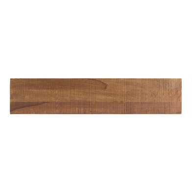 4 Ft Natural Barn Wood Wall Shelf