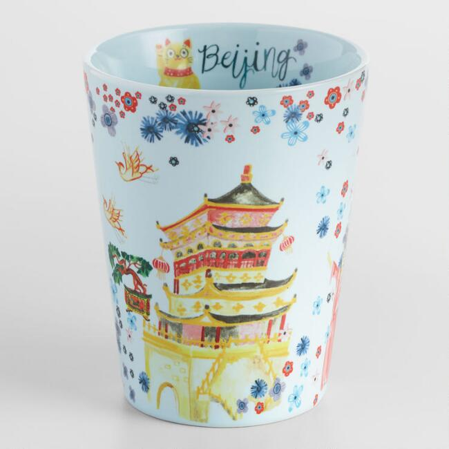 Beijing World Traveler Mug