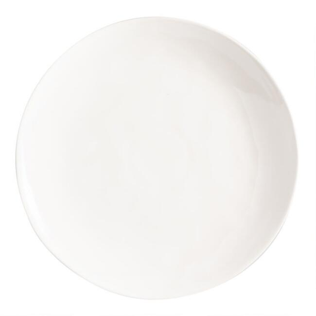 Ivory Element Dinner Plates Set of 4