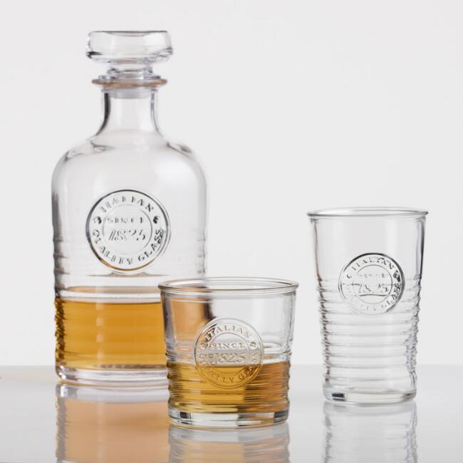 Officina 1825 Glassware Collection