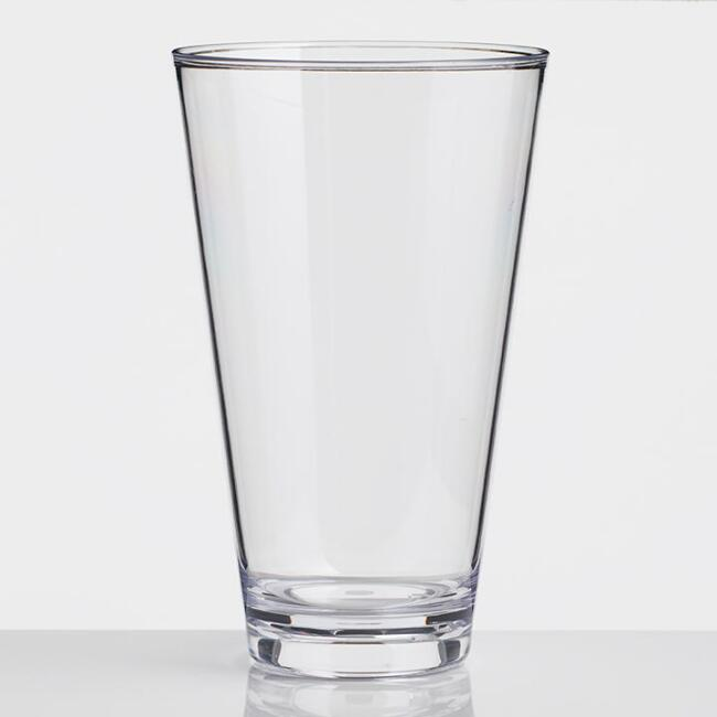 Acrylic Highball Glasses Set of 6