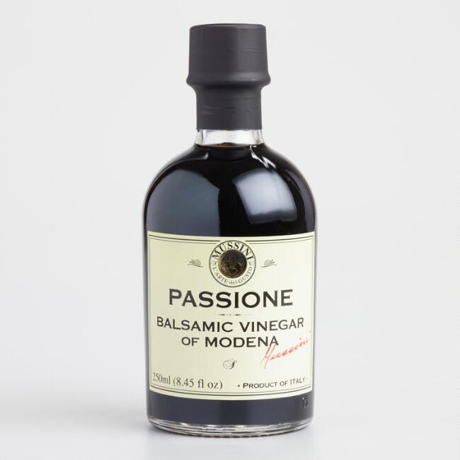 Mussini Passione Balsamic Vinegar