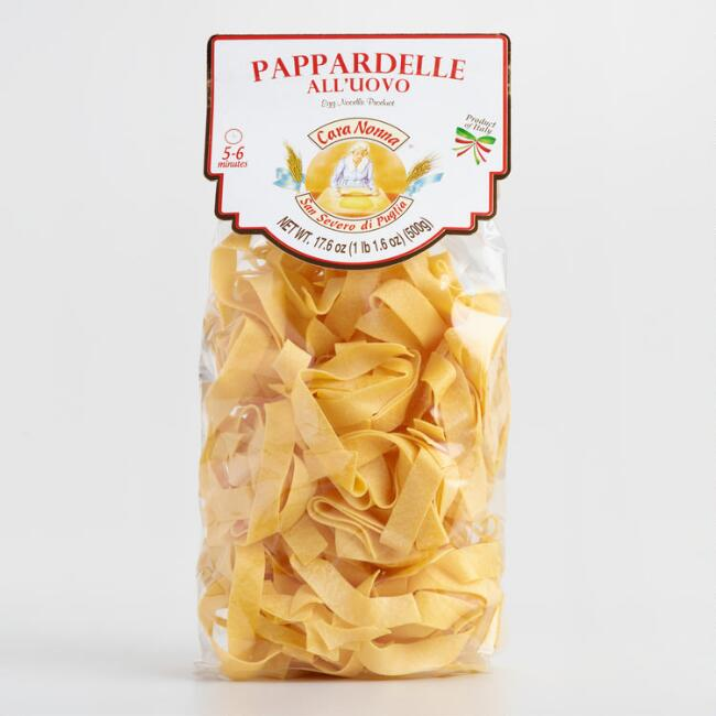 Cara Nonna Pappardelle Pasta Nests