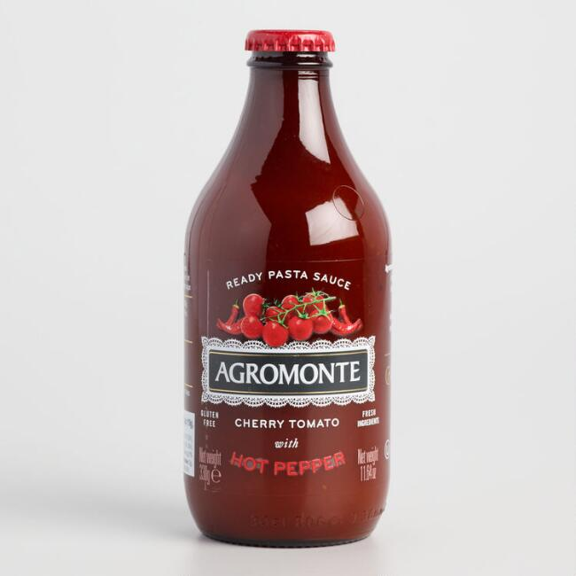 Agromonte Cherry Tomato and Chili Pepper Sauce