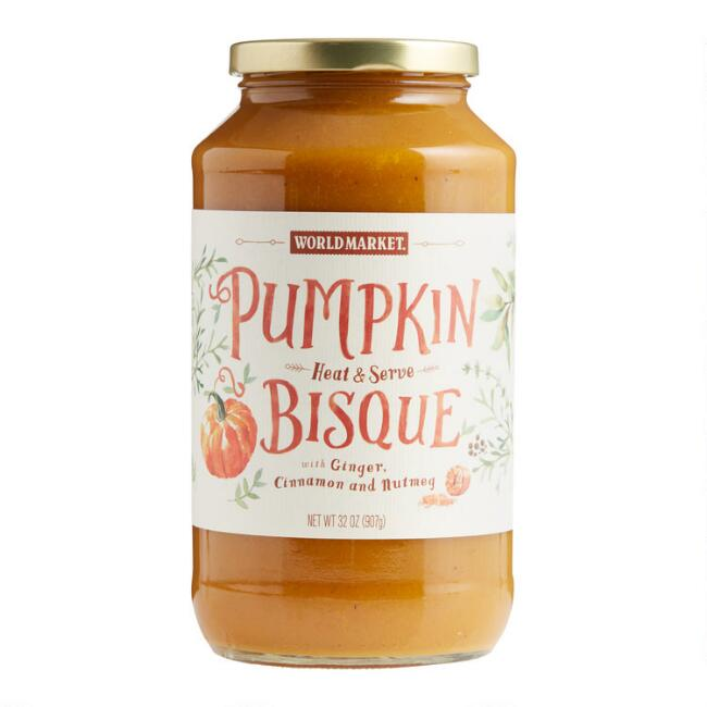 World Market® Pumpkin Bisque