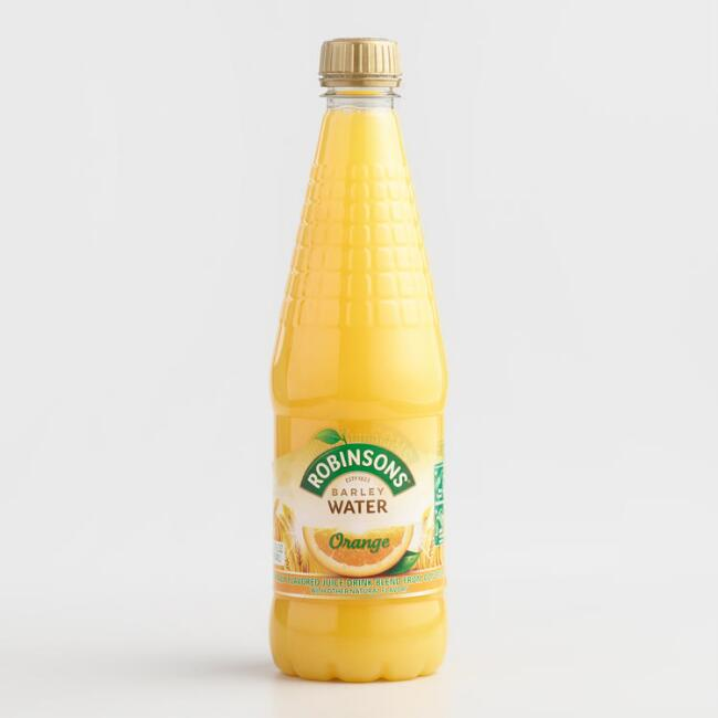 Robinson's Orange Barley Water