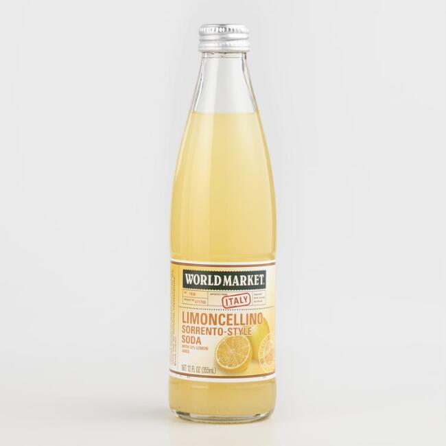 World Market® Limoncellino Soda 355ml