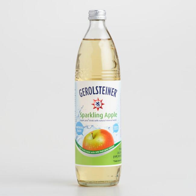 Gerolsteiner Sparkling Apple Fruit Drink