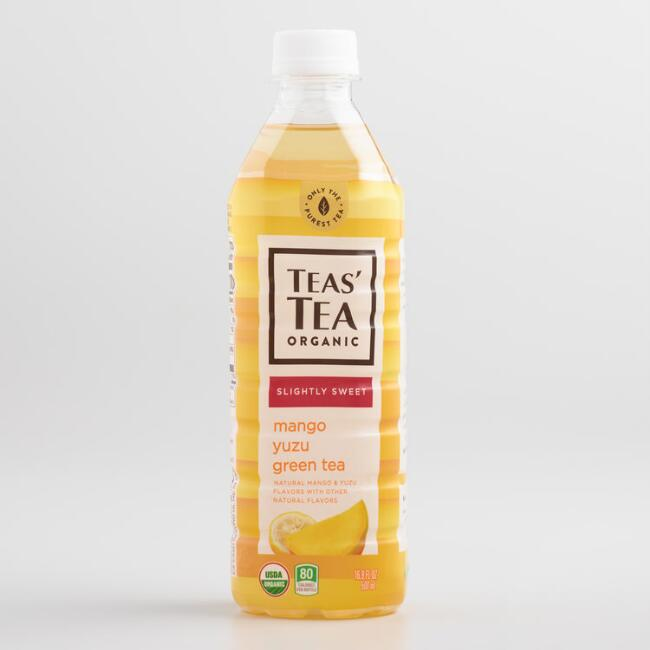Teas' Tea Organic Mango Yuzu Green Tea
