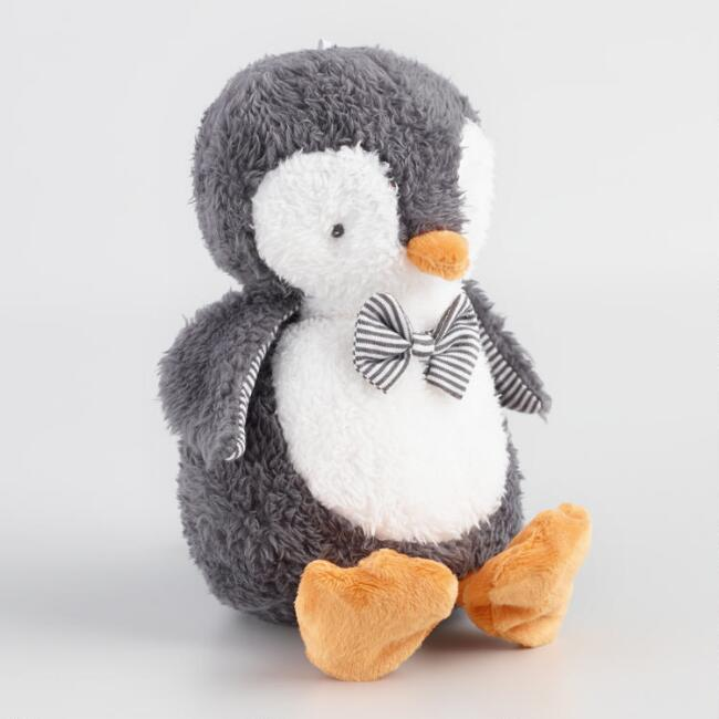 Plush Marco the Penguin