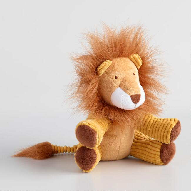 Plush Corduroy Rory the Lion