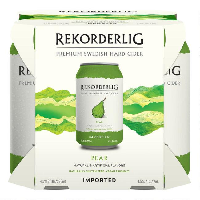 Rekorderlig Pear Hard Cider 4 Pack