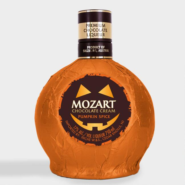 Mozart Chocolate Cream Pumpkin Spice Liqueur