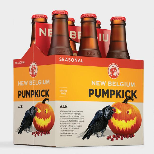 New Belgium Seasonal Ale 6 Pack