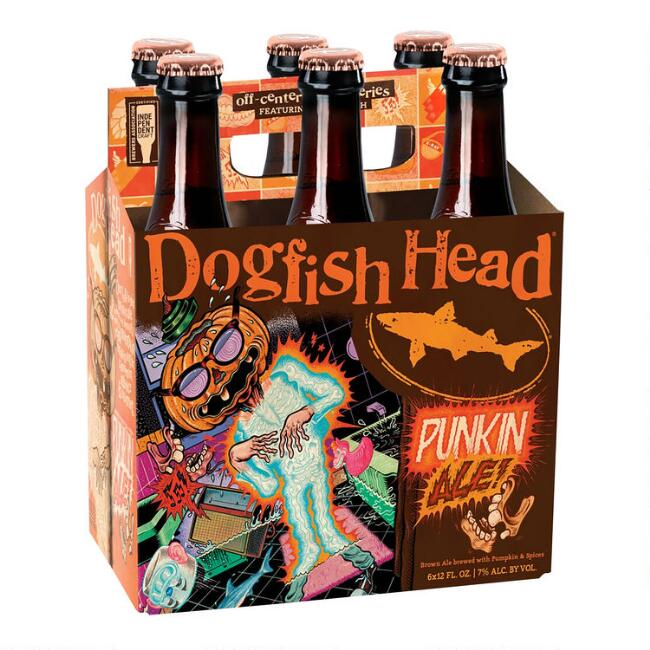 Dogfish Seasonal Ale 6 Pack
