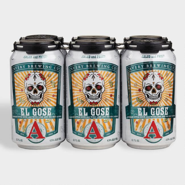Avery El Gose Sour Ale 6 Pack