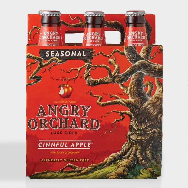 Angry Orchard Seasonal Ale 6 Pack