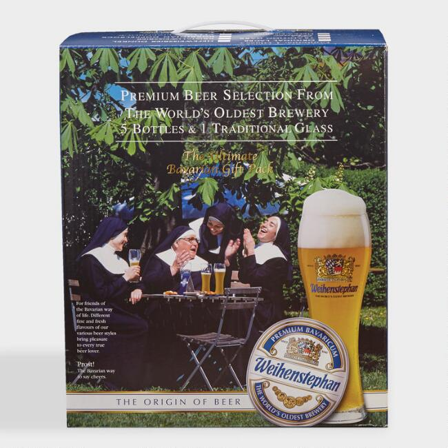 Weihenstephan Gift Set