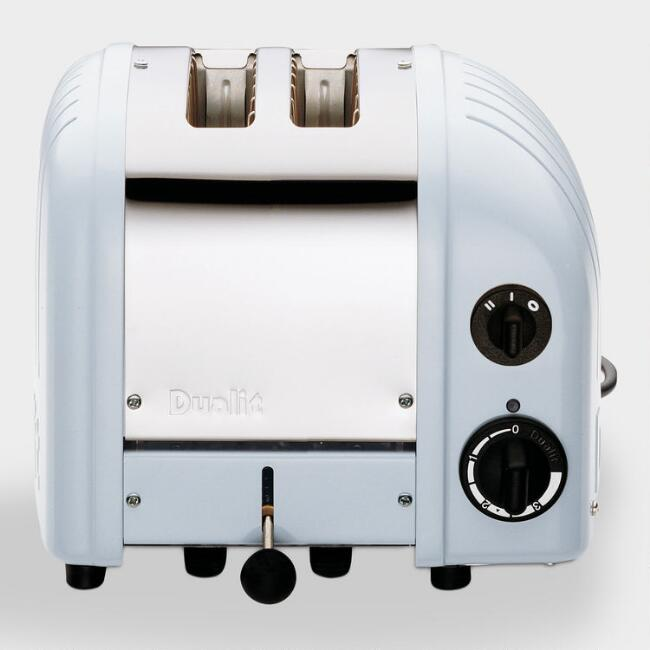 Dualit Glacier Blue New Generation Classic 2 Slice Toaster