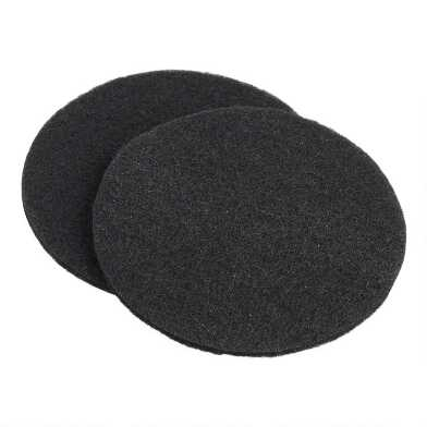 Compost Charcoal Filters, Set of 10