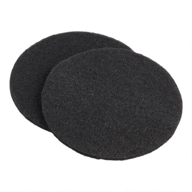compost charcoal filters set of 10 world market