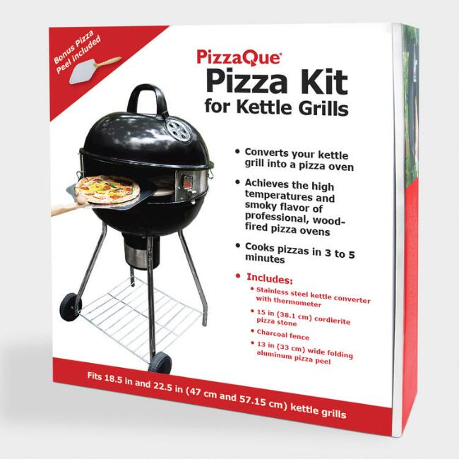 Kettle Grill Pizza Kit 4 Piece